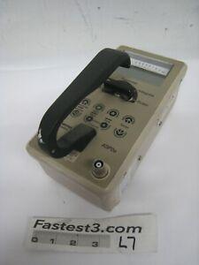 Thermo Eberline ASP2E ASP2 Portable Radiation Test Meter *