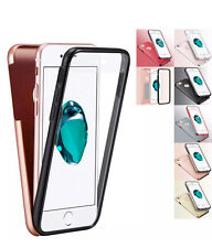 New Ultra Slim Shockproof 360 Hard Protective Full Case Cover for Mobile Phone