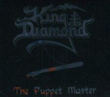 CD de musique en réédition king diamond