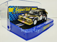 Slot Car Scalextric Superslot H3490 Lancia Delta S4 #7 f.Tabaton R. St. Uo '86