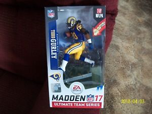 LA RAMS (NFL) TODD GURLEY MADDEN 17 SERIES 1 FIGURE - NEW IN PACKAGE