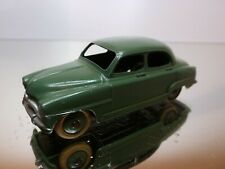DINKY TOYS 24U SIMCA 9 ARONDE - GREEN 1:43 - VERY GOOD CONDITION