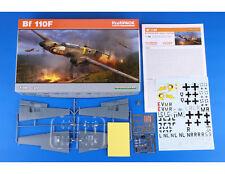 Eduard 8207 1/48 Messerschmitt BF 110F Kit di livello professionale-INC. Etch + Maschera