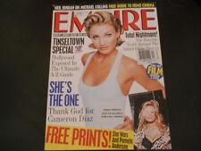 Cameron Diaz, Mark Wahlberg, Catherine Zeta Jones - Empire Magazine 1996