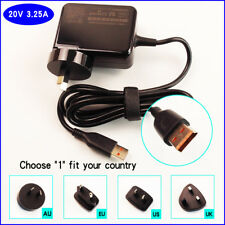 Notebook Ac Adapter Charger for Lenovo ADL65WDE ADL65WDG ADL65WDD