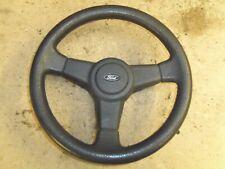 Ford Capri Escort Lenkrad 3-Speichen grau