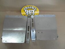 DISCOVERY 2  REAR MUD FLAP BRACKET L/H AND R/H WITH STAYS  GALVANISED