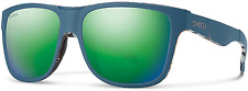 NEW Smith Lowdown XL Sunglasses-Matte Corsair Blue-Chromapop-SAME DAY SHIPPING
