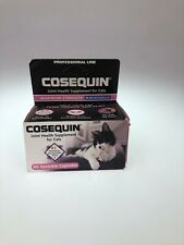 New listing Cosequin Joint Health Supplement for Cats 60 Sprinkle Capsules Exp 05/2025