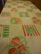 grand tissu pour nappe et serviettes  coton =1m,50x1,2o++++0,98x075