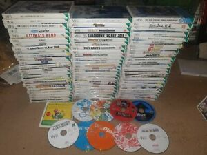 Over 200x Nintendo Wii Games, From £3.99 Each With Free Postage, Trusted Shop