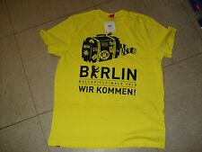 Sonderpreis !Puma T-shirt DFB-Pokalfinale 30.05.2015 in Berlin Borussia Dortmund