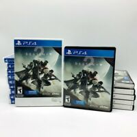 Lot of 16 Destiny 2 PS4 Video Games Rated: Teen Pre-Owned Complete with Booklet