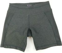 Tek Gear Shapewear Shorts Women's Workout Athletic Yoga Gray Size Small