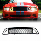 For 2013-2014 Ford Mustang Front Bumper Grille Upper Grill W/ LED DRL Non-Shelby  for sale