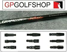 Grafalloy Prolite 35 X-Stiff Driver shaft + adaptor M6 Maveric Ping PXG Titliest
