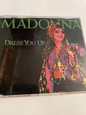 Madonna - Dress You Up / Shoo Bee Doo - Cd - Single Import - Germany