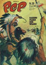 PEP 1969 nr. 30 - INDIANEN (COVER HANS G. KRESSE) / VARIOUS COMICS