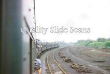 Orig. Slide Quakertown & Eastern Steam Special Allentown, Pa 5-68