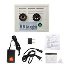 MST880 automotive Spark Plug Tester Spark Ignition Failure Detector Two Holes