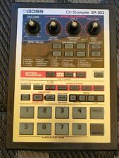 BOSS SP-303 Dr. Sample clean! US shipper excellent!