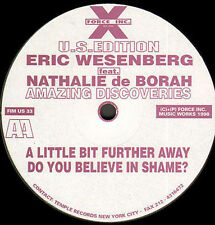ERIC K.J.WESENBERG - Amazing Discoveries - Feat. Natalie De Borah - Force Inc. U