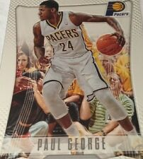 5 Indiana Pacers Trading Cards # 13 Paul George Assorted Basketball Cards Bundle