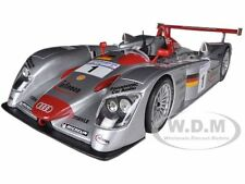 AUDI R8 INFINEON #1 2001 LE MANS 1/18 DIECAST CAR MODEL BY MAISTO 38626