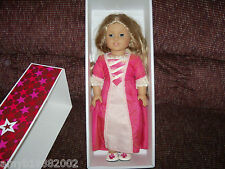 American Girl Elizabeth Doll with Outfit, Book, Brush & Comb FREE USA SHIPPING