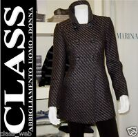 CAPPOTTO IN LANA BOUCLE' Donna Indaco