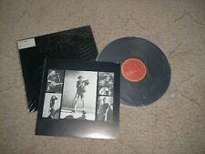 BACK IN BLACK AC / DC  VINYL LP  ALBERT PRODUCTIIONS  1980