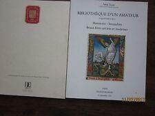 Catalogues de vente à Drouot manuscrits,incunables, livres et divers -255 lots -