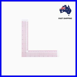 Pattern Making: Square Ruler