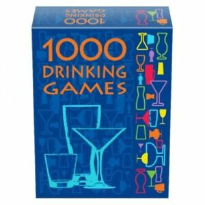 Kheper Games - 1000 Drinking Games - Adult Game Fun Party Game