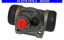ATE Cilindro de freno rueda PEUGEOT 106 207 CITROEN SAXO AX 24.3219-1610.3