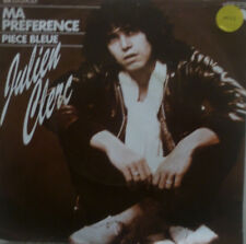"7"" 1978 RARE IN VG++++ ! JULIEN CLERC : Ma Preference"