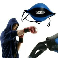 Boxing Fight Ball Double-end Bags Reflex Speed Reaction MMA Training Muscle