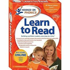 USED (GD) Learn to Read Pre-K Level 1 (Hooked on Phonics: Learn to Read)