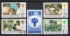 Mauritius Postfrischer Satz International Year of the Child 1979