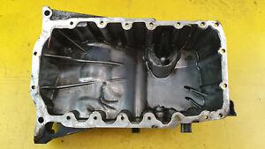 AUDI A4 B8 2.0 TDI ENGINE CAGC 08-11 OIL SUMP PAN & SENSOR 03L103603D 03L909660