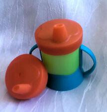 NEU !!! C112 Tasse Trinklerntasse Tuppercare Baby TUPPERWARE