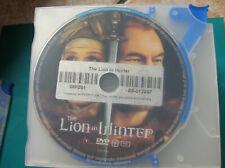 DVD  boitier slim THE LION IN WINTER (B37c)