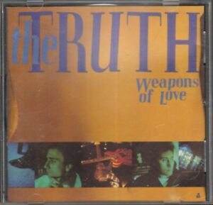 Weapons Of Love di The Truth CD Audio IRSD-5981