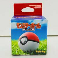 Nintendo Switch Pokemon Poke Ball Plus from Japan For Let's Go Pikachu Eevee