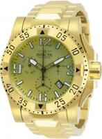 Invicta 29826 Excursion 49.5MM Men's Gold-Tone Stainless Steel Watch
