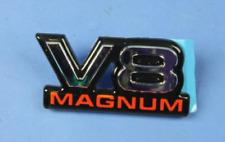 97-00 Dodge Dakota Ram V8 Magnum Decal Door Emblem Name Plate Mopar New Oem
