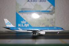 Phoenix 1:400 KLM Airbus A330-300 PH-AKA (PH4KLM720) Die-Cast Model Plane