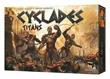 Cyclades Titans Expansion Cyc03us