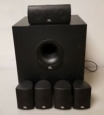 JBL SCS135 6pc Surround Cinema Speakers Set