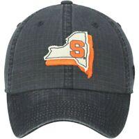 Syracuse Orange Hat Cap Snapback Washed Cotton One Size Fits Most Brand New